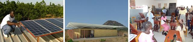 Heider-Kober-Stiftung unterstützt Photovoltaik