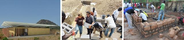 Vico spendet für Bau einer Vorschule in Kamerun