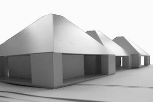 Low-Tech-Konzept für den Bau der Vorschule