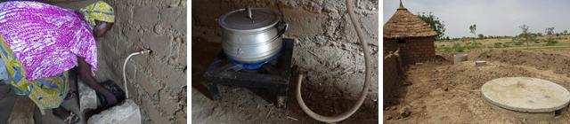 Biogasanlage Boboyo